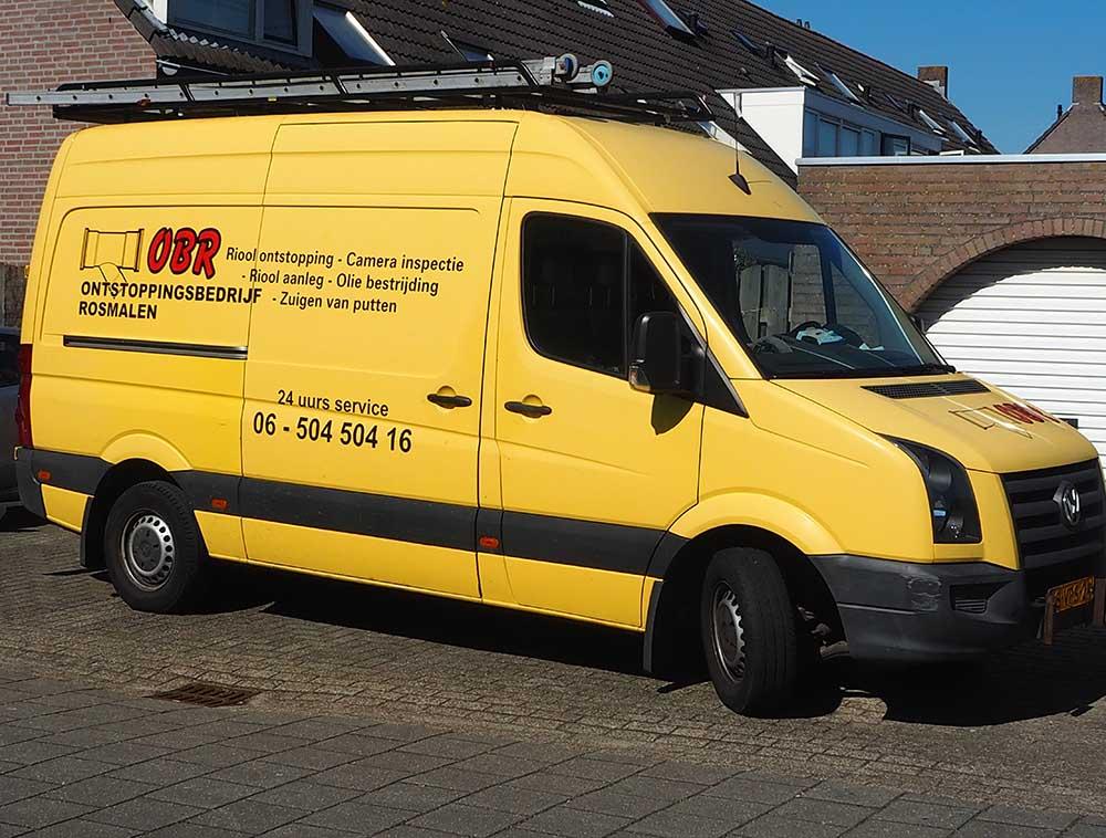 Zuigen van putten, Camera inspectie Riool, Rosmalen. 's-Hertogenbosch,riool ontstoppen, riool verstopt Den Bosch, WC Verstopt Den Bosch, Ben van Hoof, riool aanleg